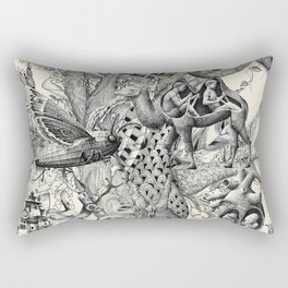 Tree of Wonders Rectangular Pillow