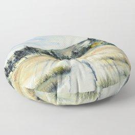 Verdi Glen Floor Pillow