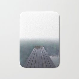 board walk Bath Mat