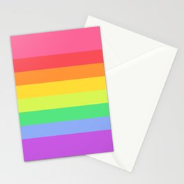 Love the Rainbows Stationery Cards