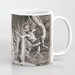 Le lion s'en allant en guerre Coffee Mug