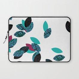 Aztec leafs Ioo Laptop Sleeve