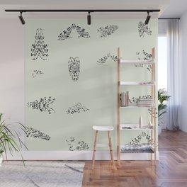 Leopard Moth Wall Mural