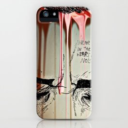 My Music Is Where I'd Like you Touch iPhone Case