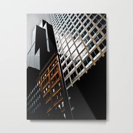 Chicago Sears/Willis Tower Metal Print