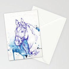 Blue Rodeo Stationery Cards