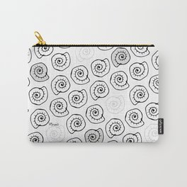 Seashells - pop parttern Carry-All Pouch