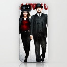 Lizzington | The most compelling relationship is, in fact, what it's turning into. iPhone Case