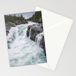 Raging River Stationery Cards