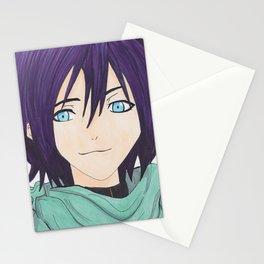 Yato - Noragami Stationery Cards