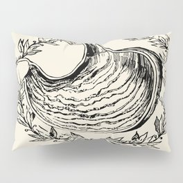 The Profane Stomach Pillow Sham