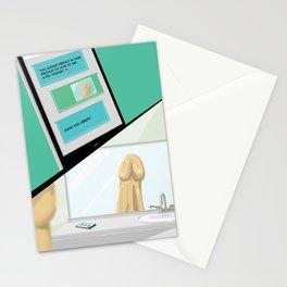 Erectile Dysfunction Stationery Cards