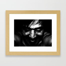 Big Bad Daddy Framed Art Print