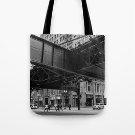 """Under the """"L"""" Tote Bag"""