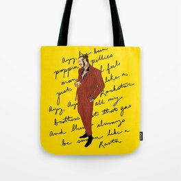 Posty Tote Bag