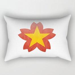 Vietnamese Week (W) Rectangular Pillow