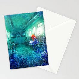 Reflected Memory Stationery Cards