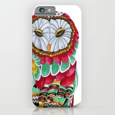Owl Aura. Candy Colored Edition Slim Case iPhone 6s