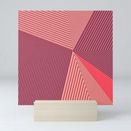 Geometric Design No1 Mini Art Print