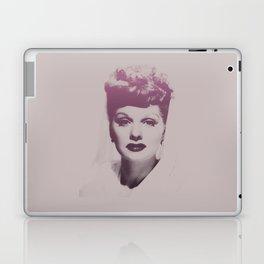 Lucille Ball Laptop & iPad Skin