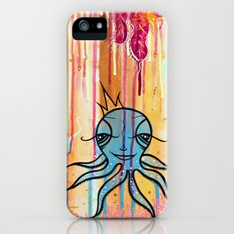 King Octopi iPhone Case
