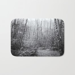 Cottonwoods in the Forest Bath Mat