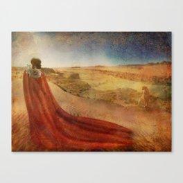 In a Maasai Dream Canvas Print