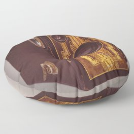 Brownie Camera Floor Pillow