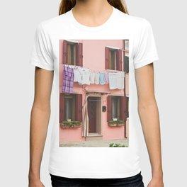 Burano in winter IV T-shirt