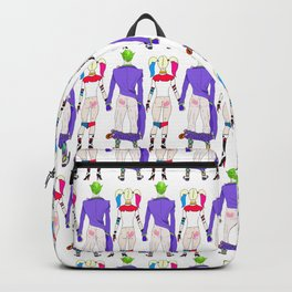 LOVE is no BUTT Joke Backpack