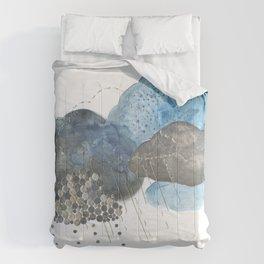 Melting Snow Comforters
