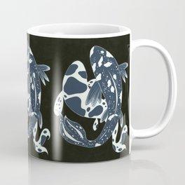 Starry Night Koi Coffee Mug