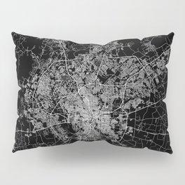 san antonio map Pillow Sham