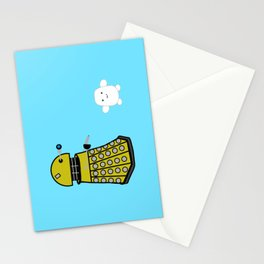 Exterminate the Fat Stationery Cards
