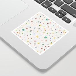 Feeling fruity Sticker