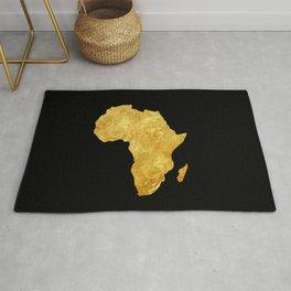 Gold Africa Rug