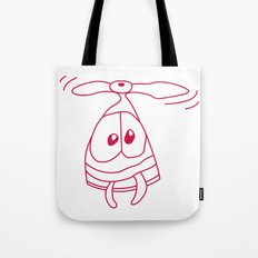 Take Flight Tote Bag