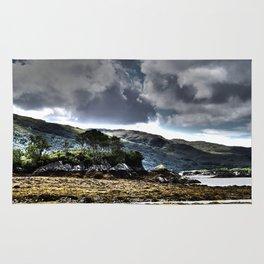 Loch Ailort, Scotland Rug