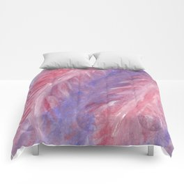 Fluttery Feathers Comforters