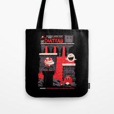 Le Château Tote Bag