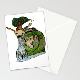 Phi Stationery Cards