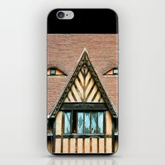 Someone is Looking at You ! iPhone & iPod Skin