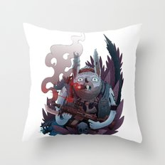 Your Luck is About to Change Throw Pillow