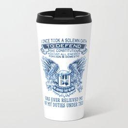 Veteran Travel Mug
