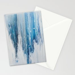 Blue Dreams Stationery Cards
