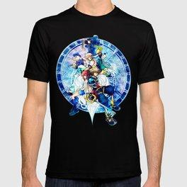 A Kingdom of Hearts T-shirt