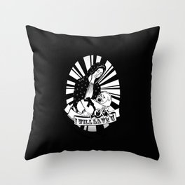 I'll Save You Throw Pillow