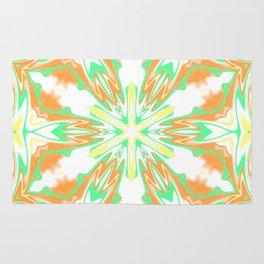 Citrus Kaleidoscope 1 Rug