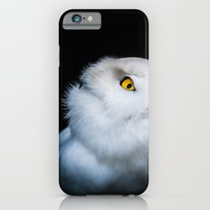 Winter White Snowy Owl Slim Case iPhone 6s