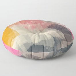 Color party great mood. Floor Pillow